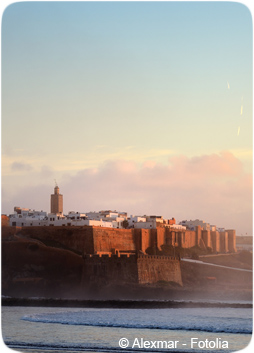 Kasbah of the Oudaya, Rabat