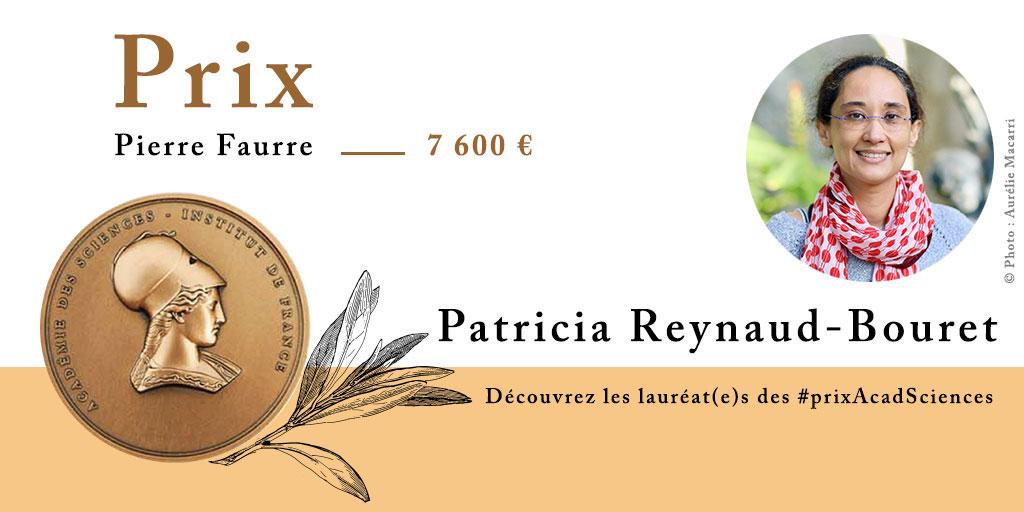 Patricia Reynaud-Bouret