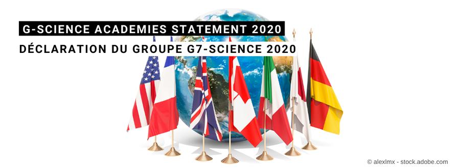 Les drapeaux du G7