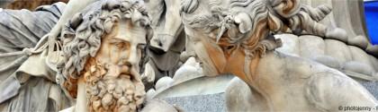 Statues de dieux