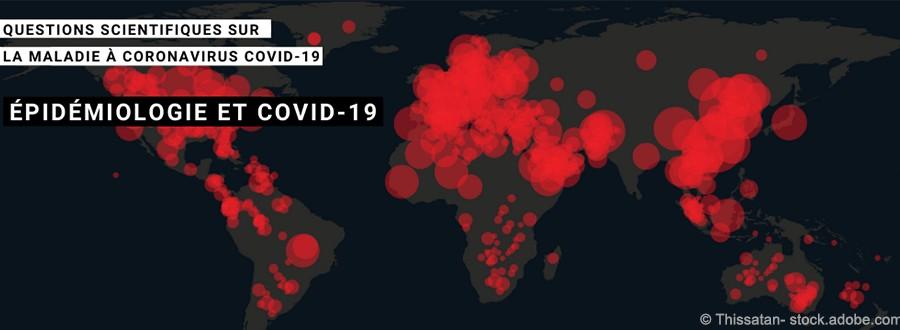 Épidémiologie covid-19