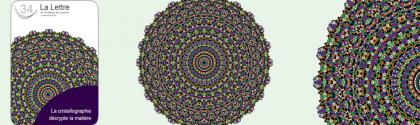 La cristallographie décrypte la matière