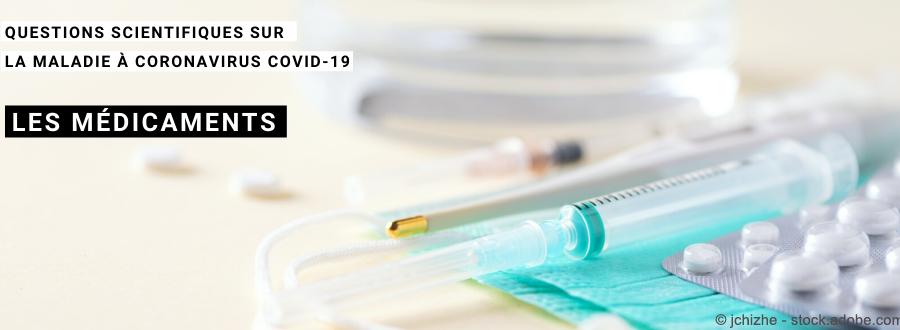 Médicaments covid-19